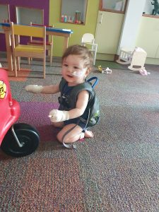 Hospital Play room is a great help